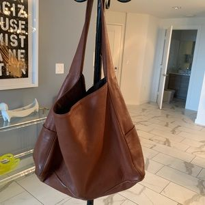 EILEEN FISHER HOBO FROM BLOOMIES AMAZ COLOR